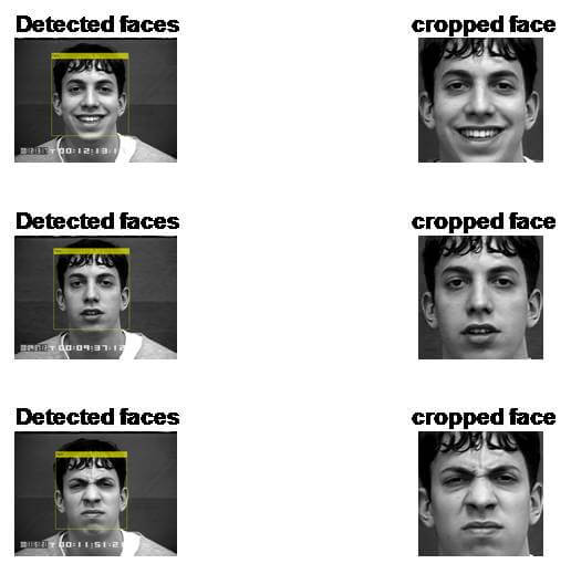 Facial expression recognition@free-thesis