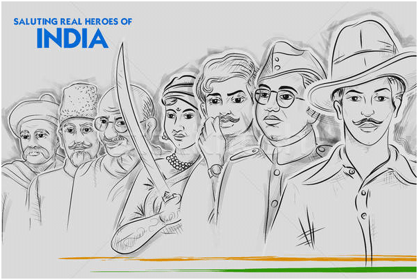 Salute the real heros of india
